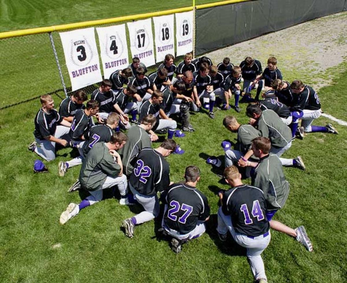 Bluffton University baseball
