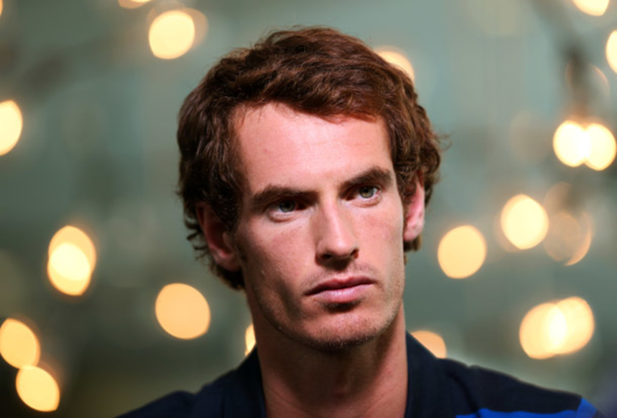 Andy Murray on Charlie Rose
