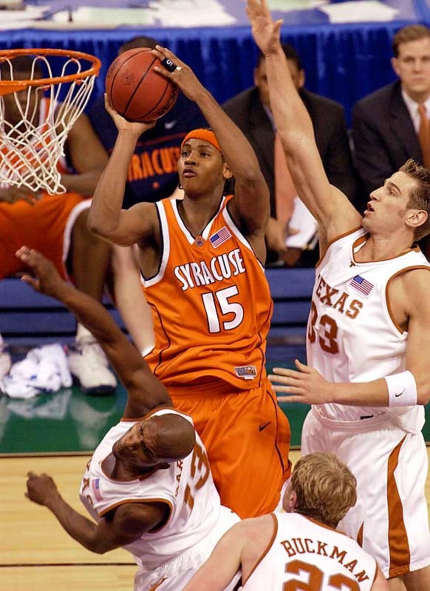 Carmelo Anthony   2003 Final Four