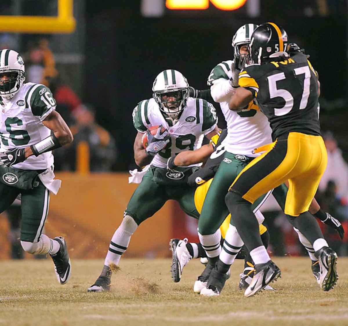 Pittsburgh 24, N.Y. Jets 19