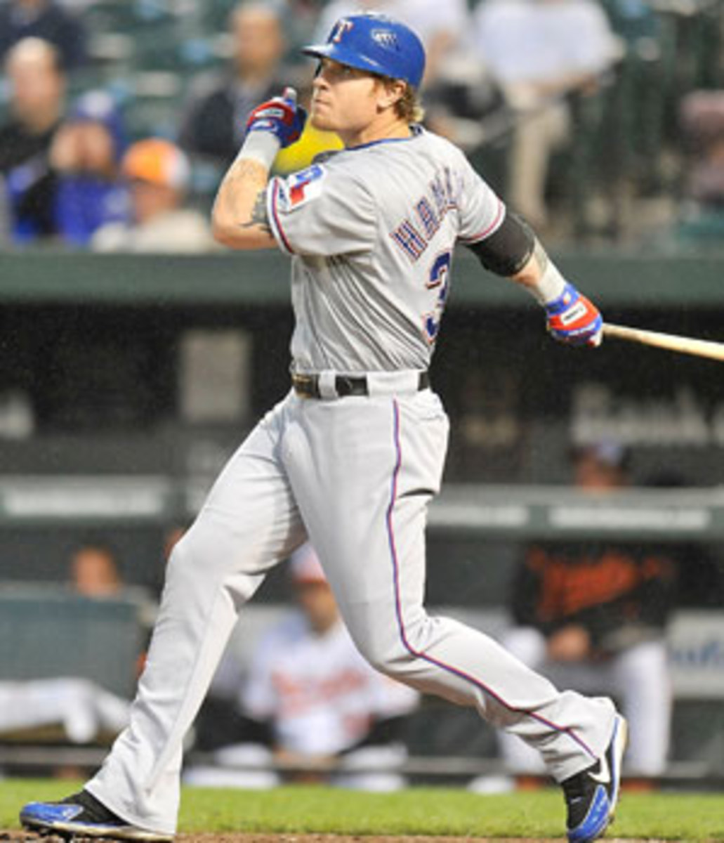 Few players come with as much upside -- or downside -- as Josh Hamilton.