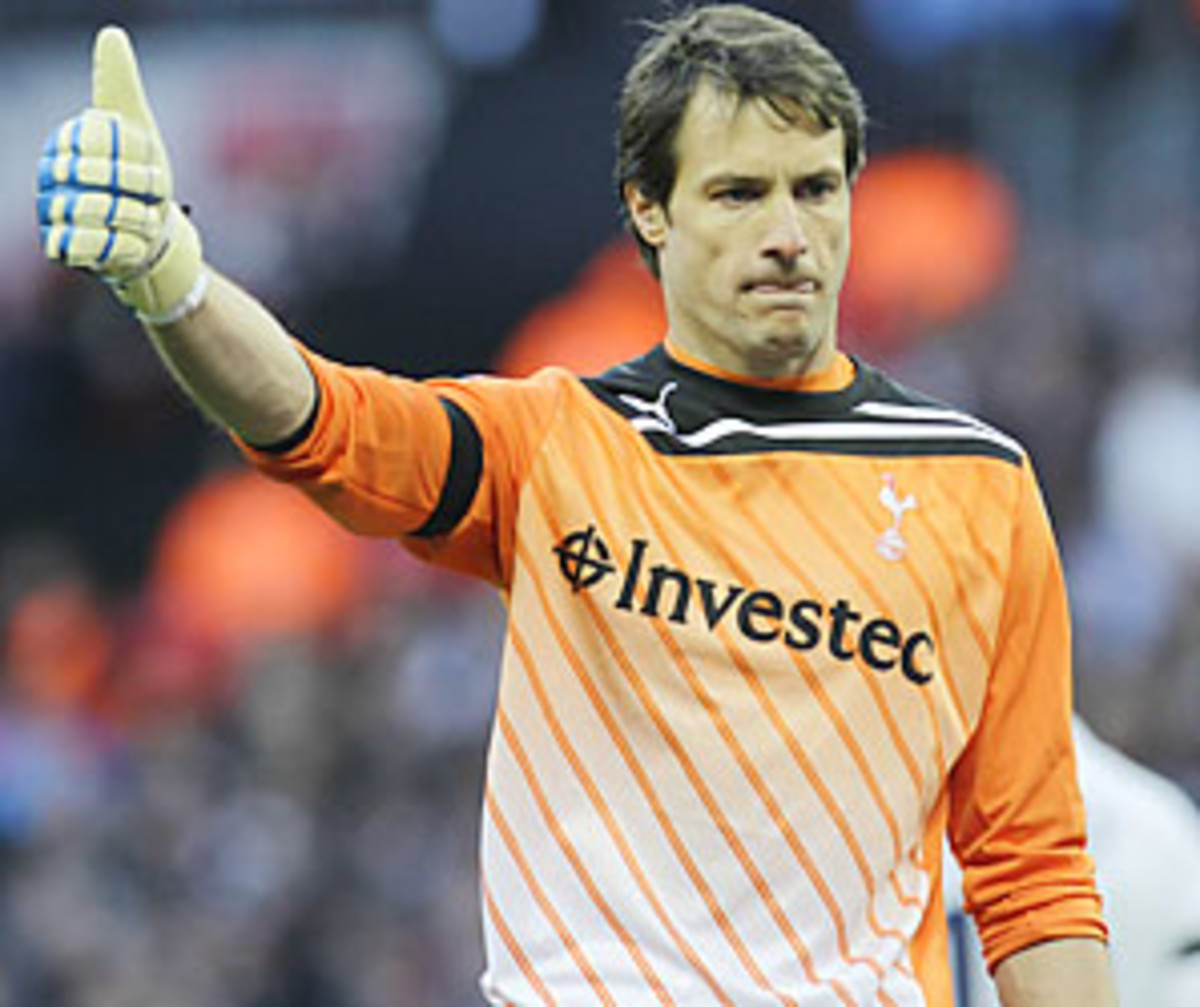 Carlo Cudicini appears set to join the two-time reigning MLS Cup champions.