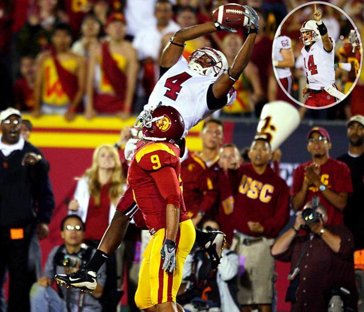 Stanford 24, USC 23