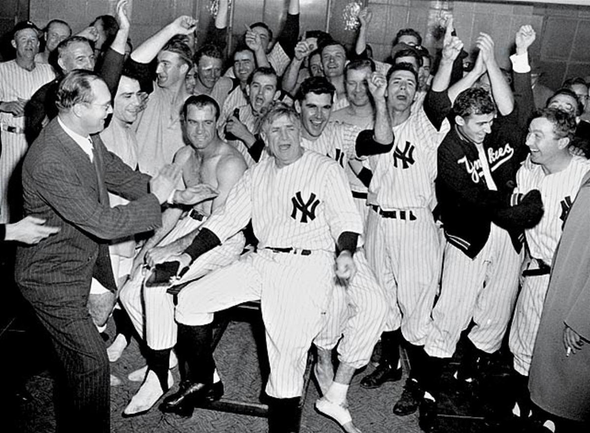 1949 American League