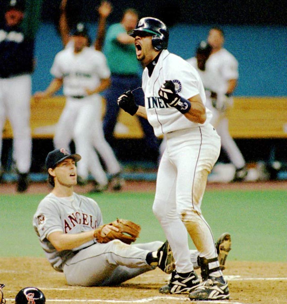 1995 American League West