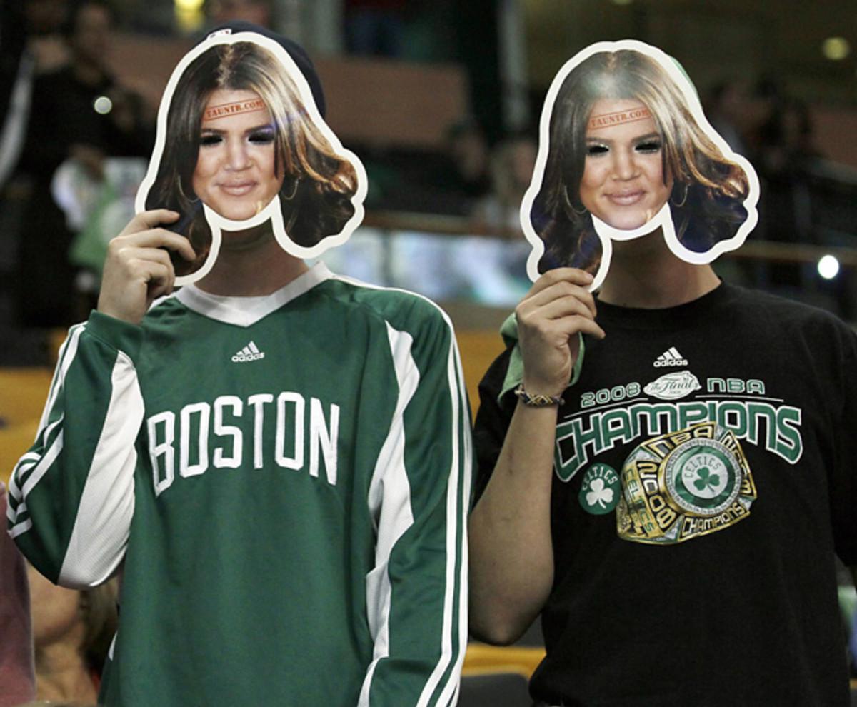 Boston Celtics Fans