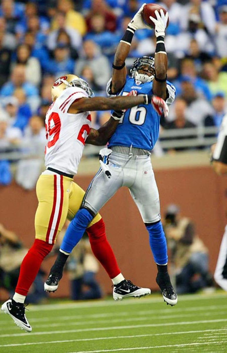 Titus Young, WR