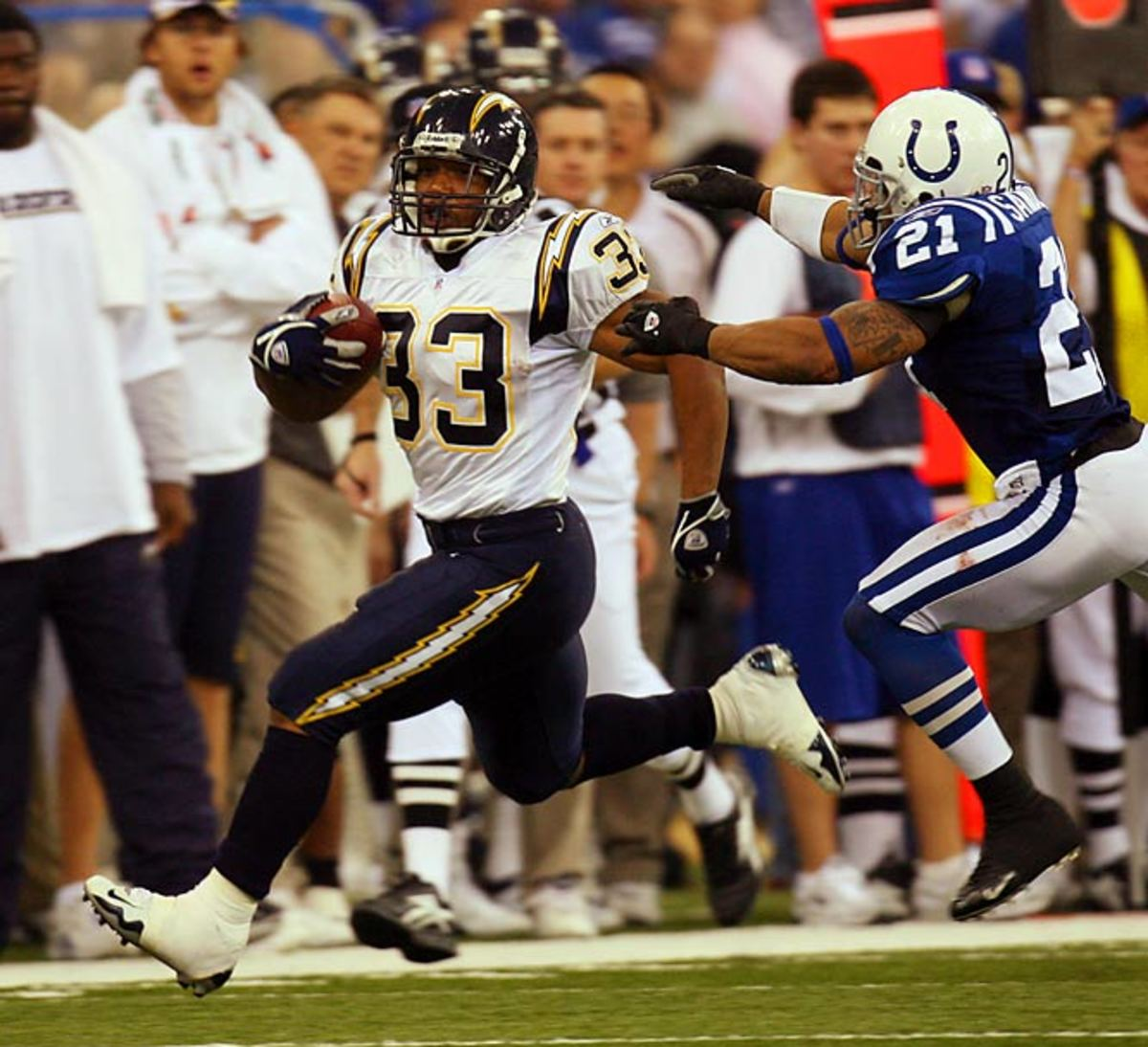 2005 Colts (13-0), lost 26-17 to Chargers