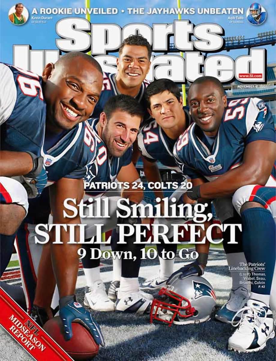 2007 Patriots (10-0)