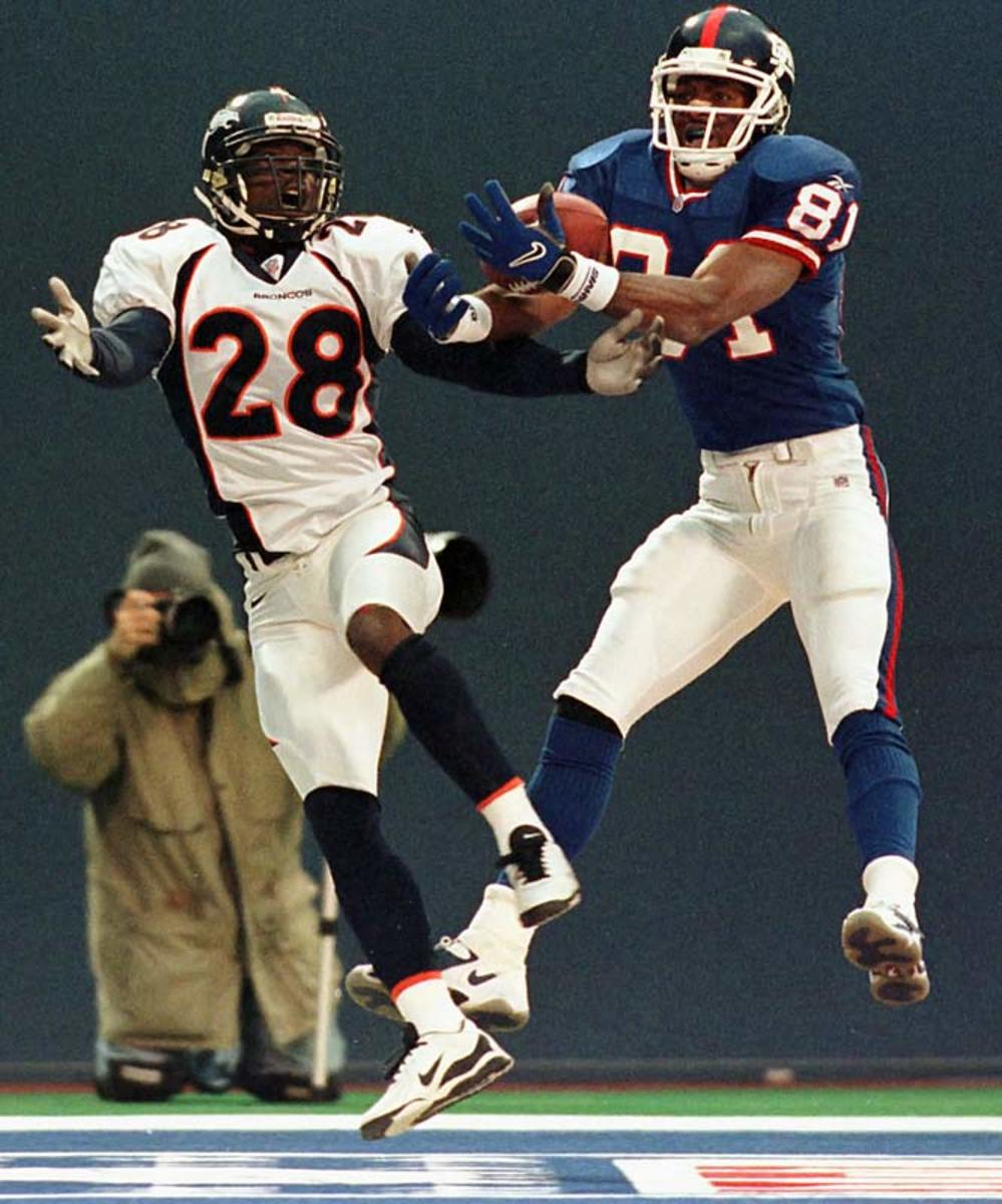 1998 Broncos (13-0), lost 20-16 to Giants