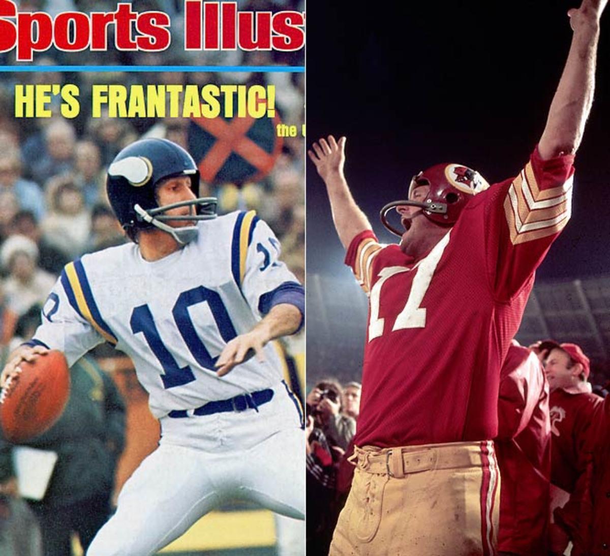 1975 Vikings (10-0), lost 31-30 to Redskins