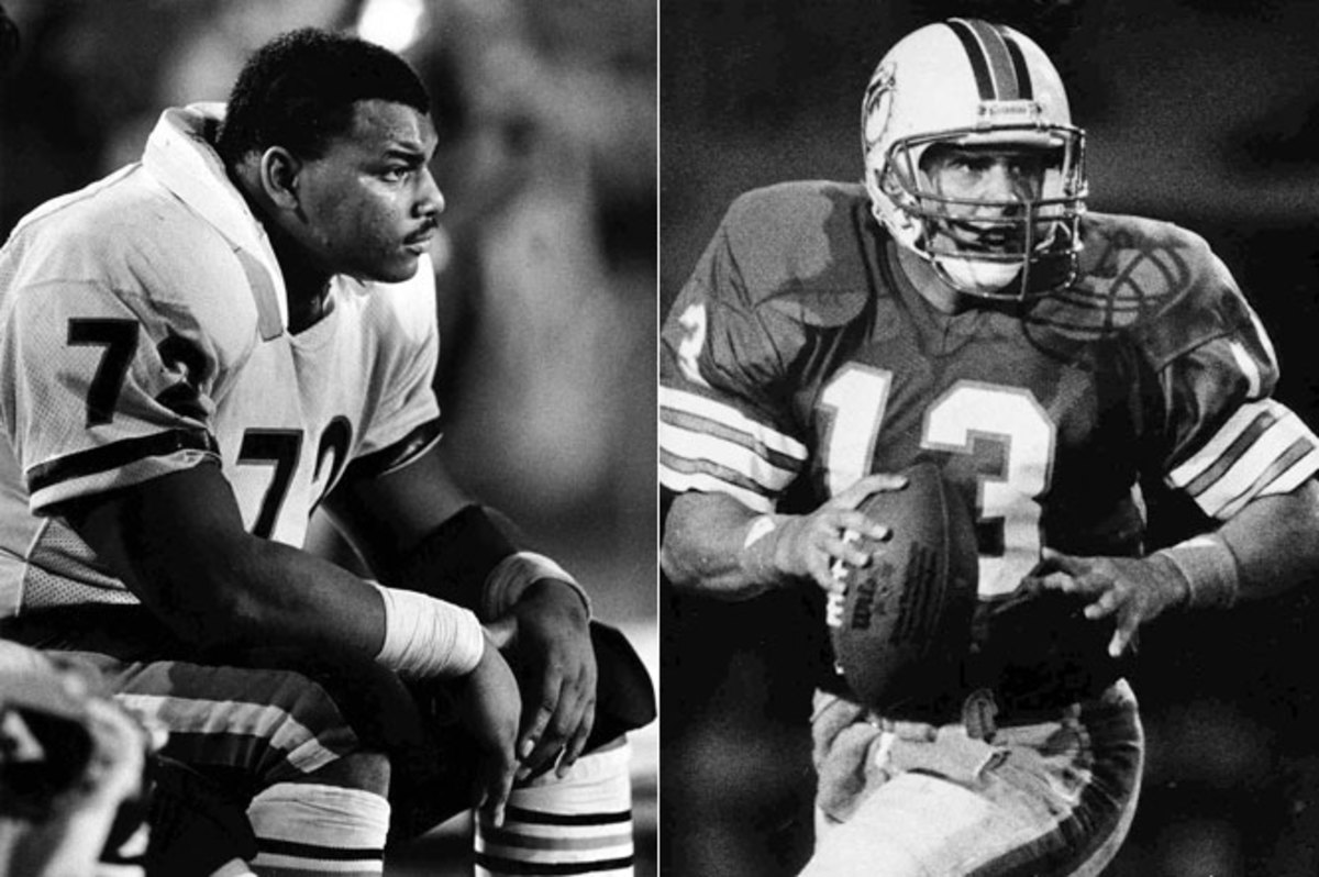 1985 Bears (12-0), lost 38-24 to Dolphins