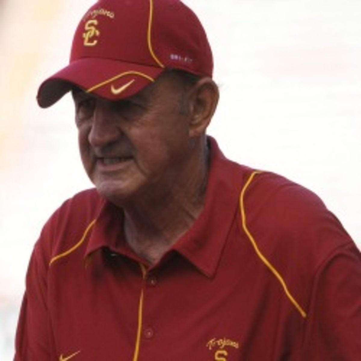 USC defensive coordinator Monte Kiffin is the nation's highest-paid assistant football coach at an estimated $1.5 million. (Kent Nishimura/Getty Images
