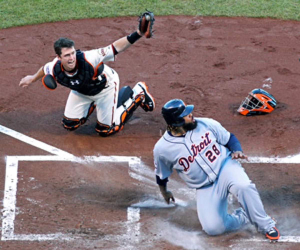 Buster Posey, Prince Fielder