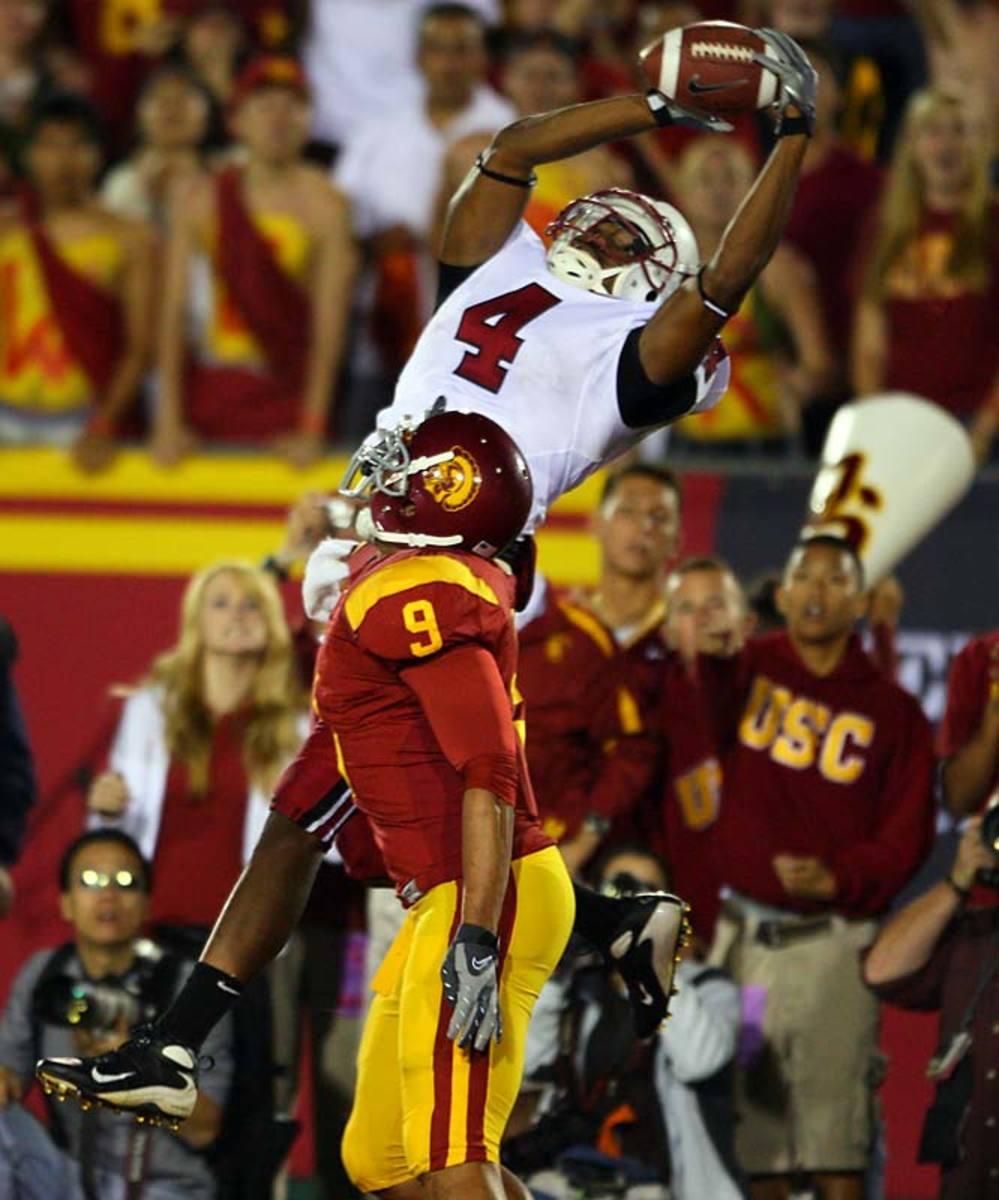 Stanford 24, No. 2 USC 23