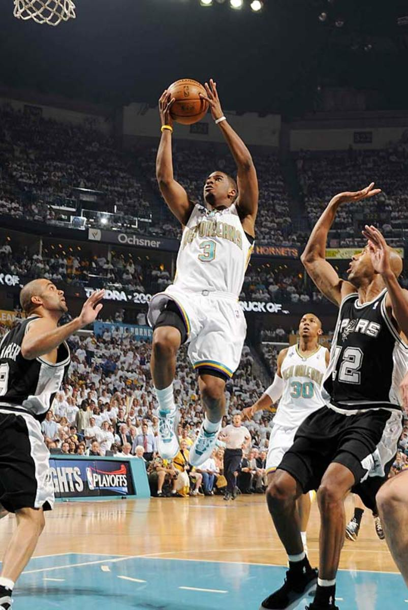 Hornets at Spurs | Saturday, Jan. 31, 8:30 p.m.