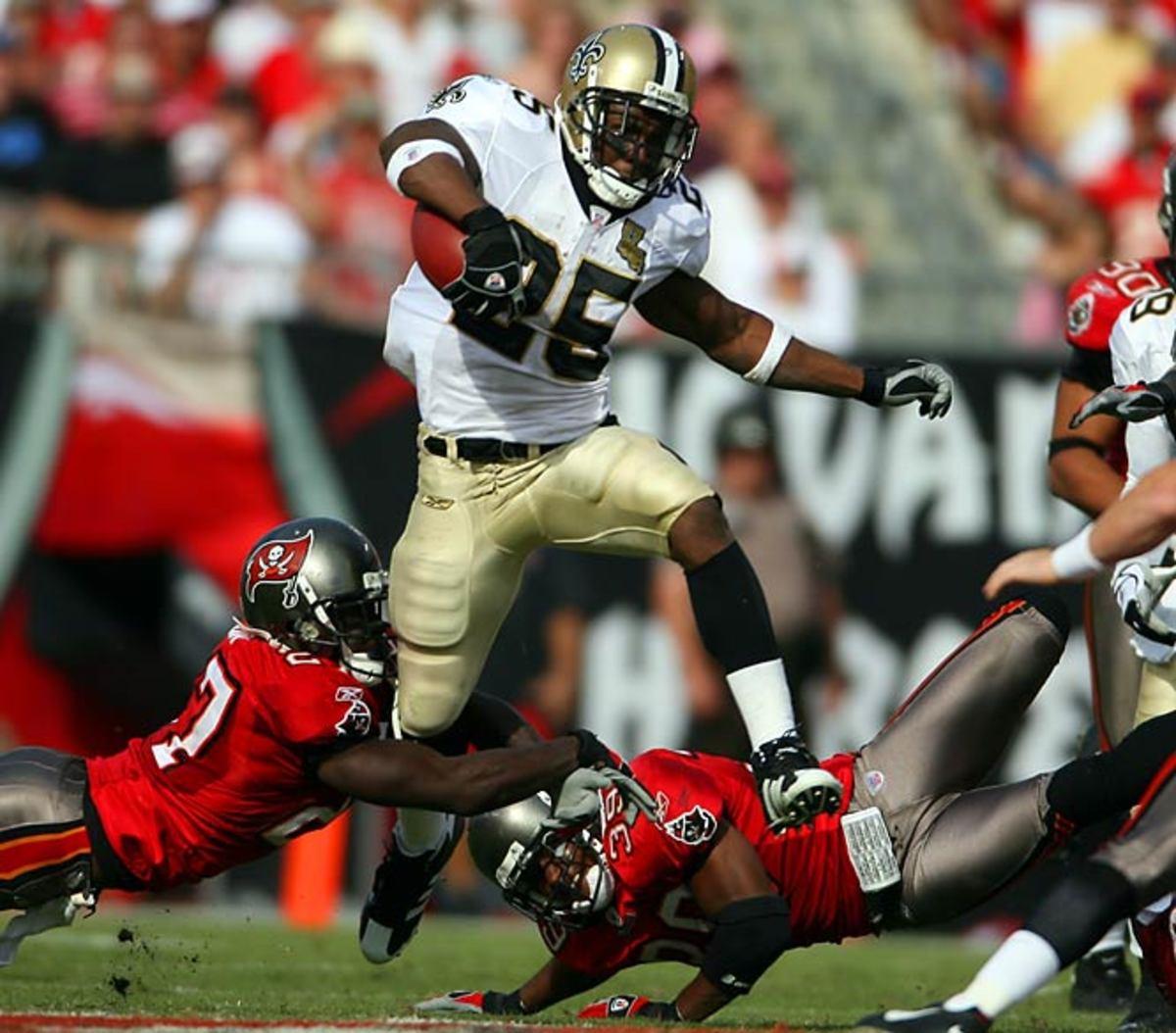 Saints playoff run the season after Hurricane Katrina