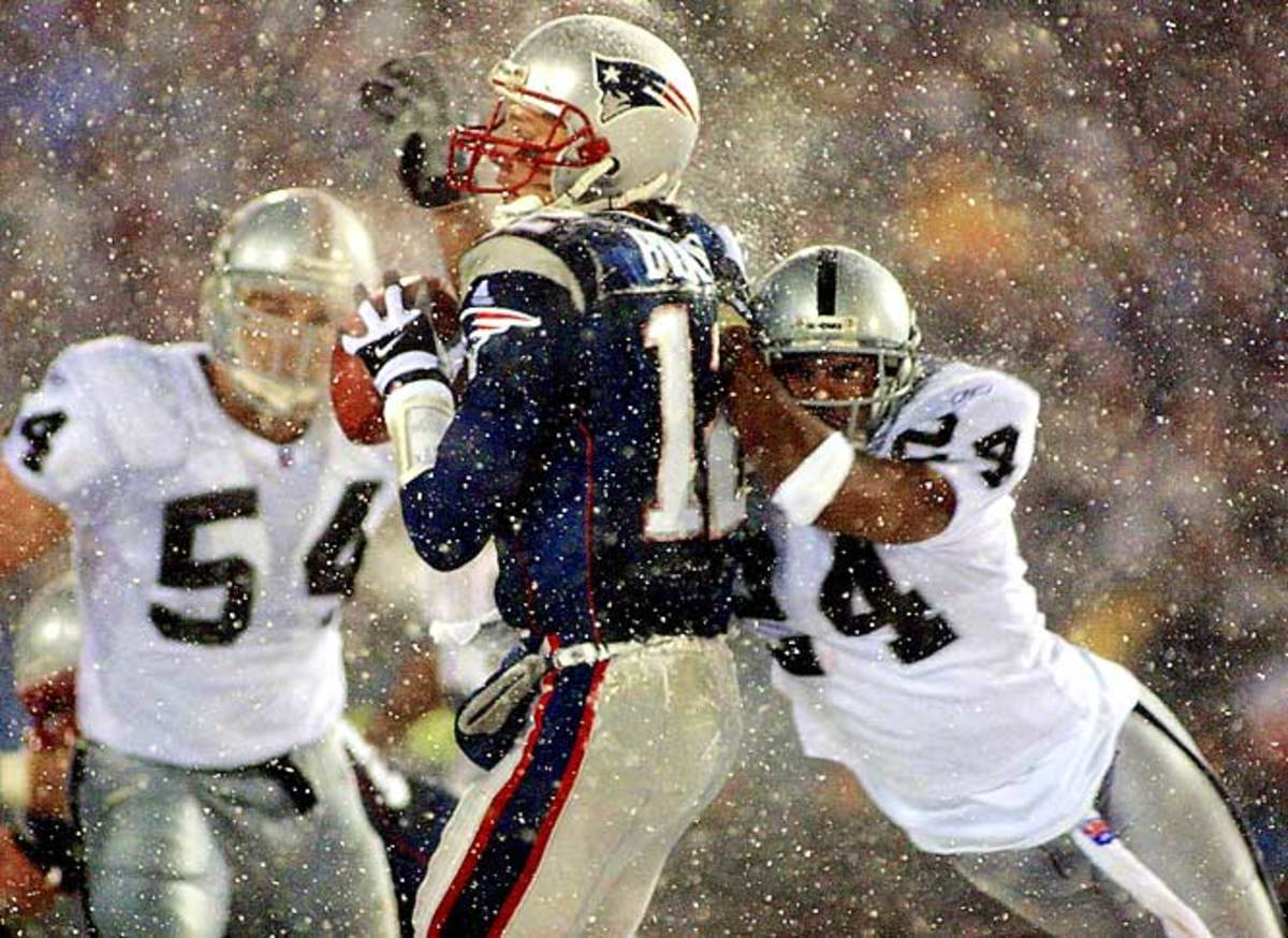 The Tuck Rule Game