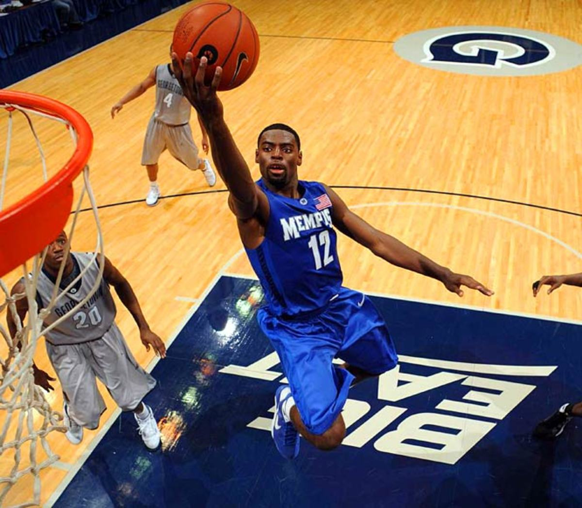 Memphis at Tennessee, Saturday, 3:30 PM