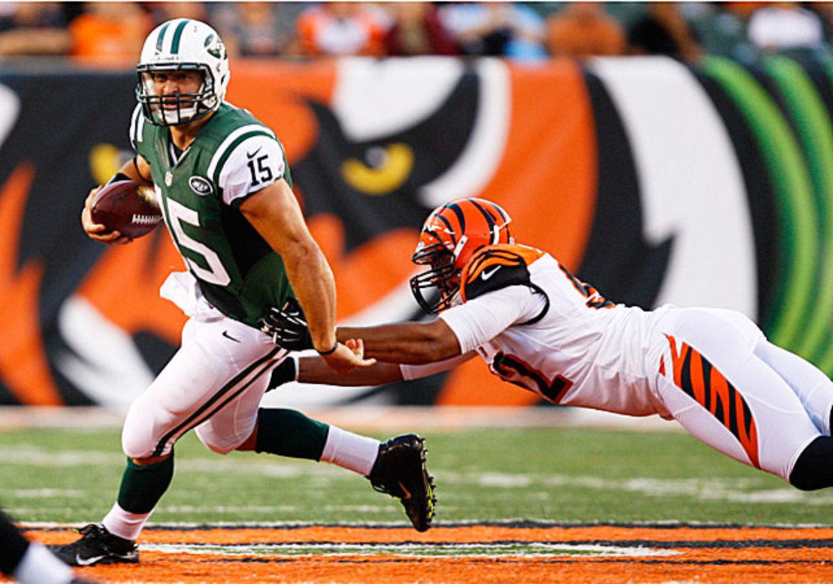 Tim Tebow -- Jets