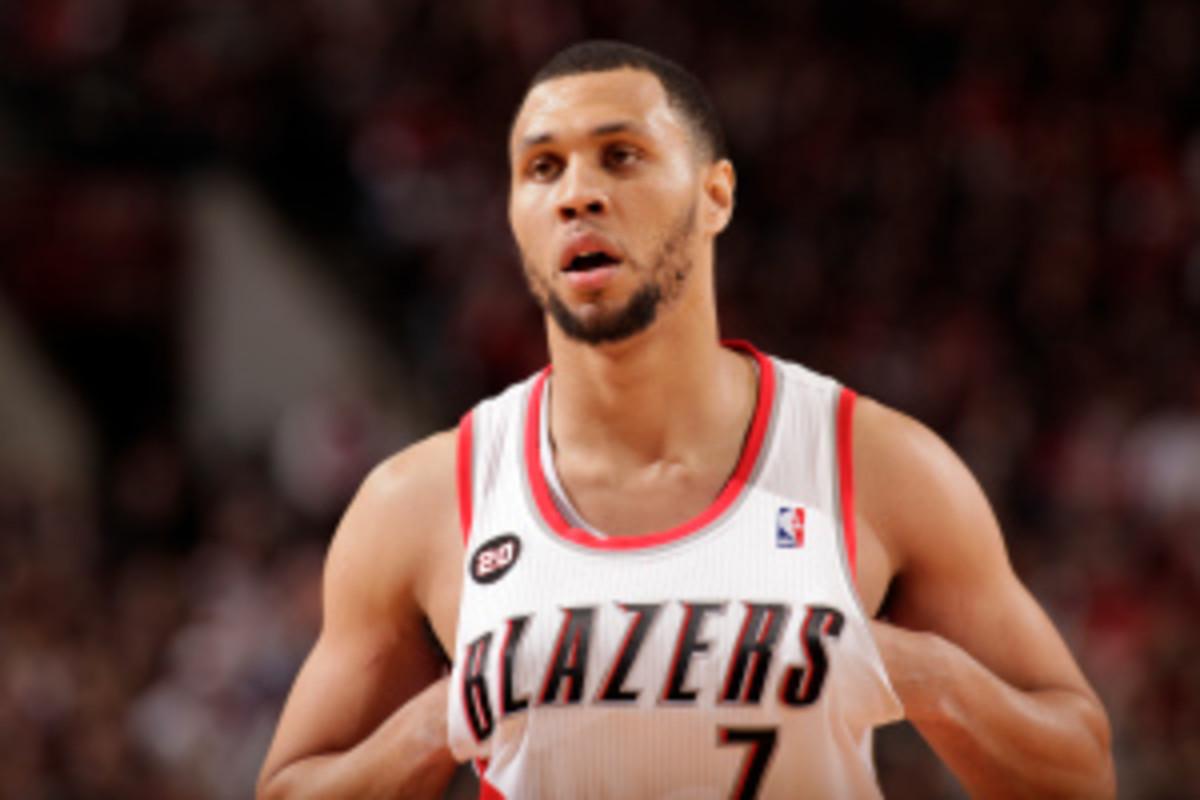 Dallas Mavericks v Portland Trail Blazers - Game Three