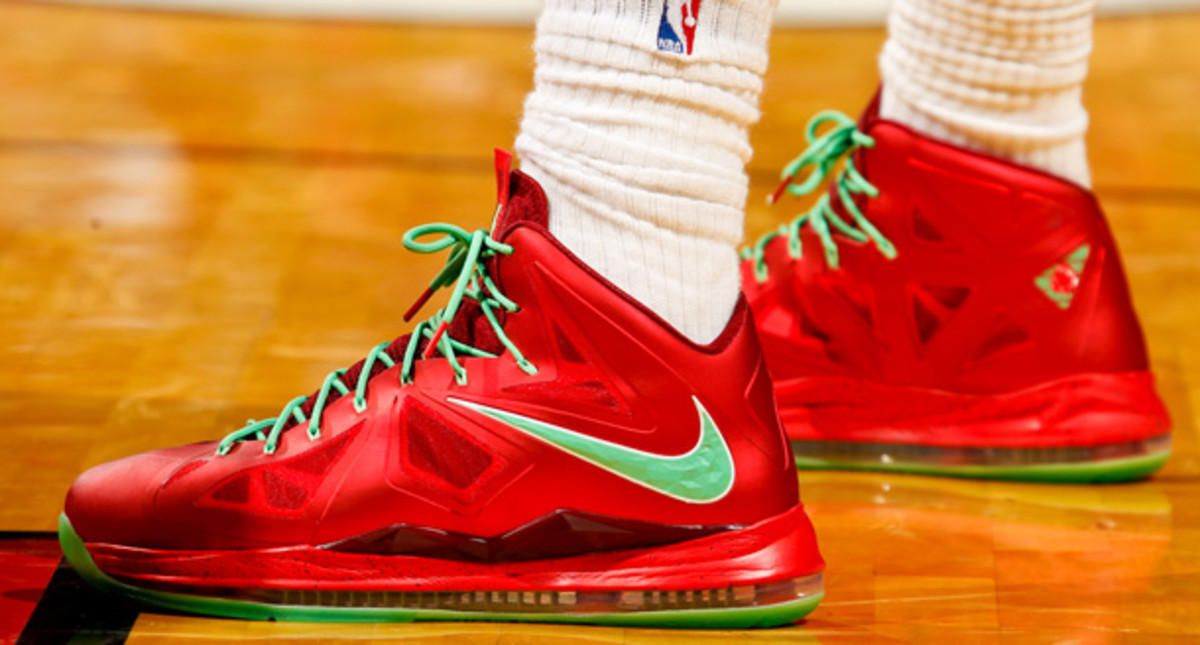 Photos: NBA's Christmas Day sneakers