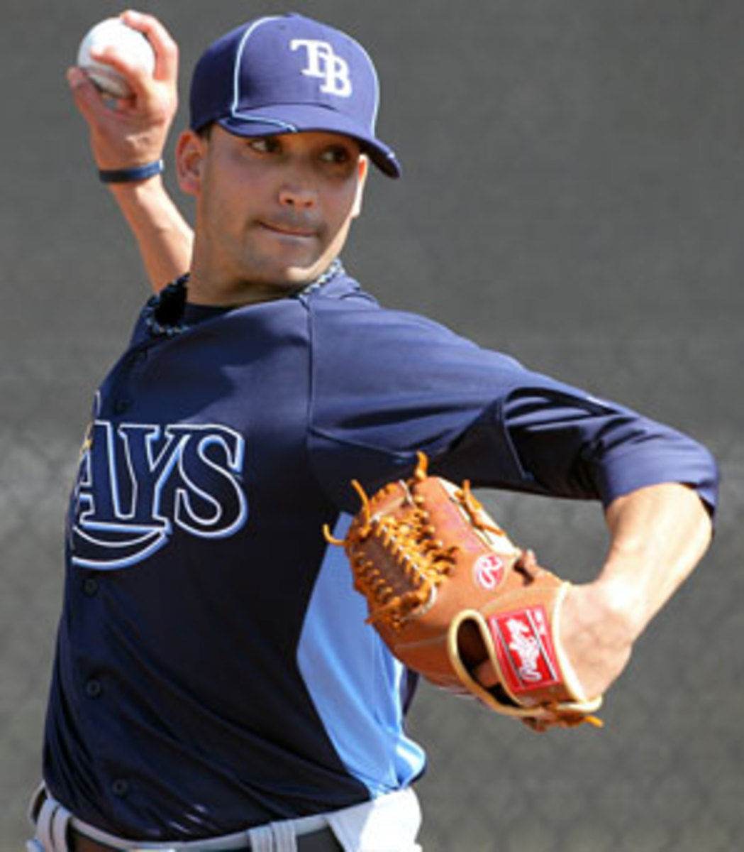 Matt Bush, the top overall pick in the 2004 draft, has never reached the major leagues.