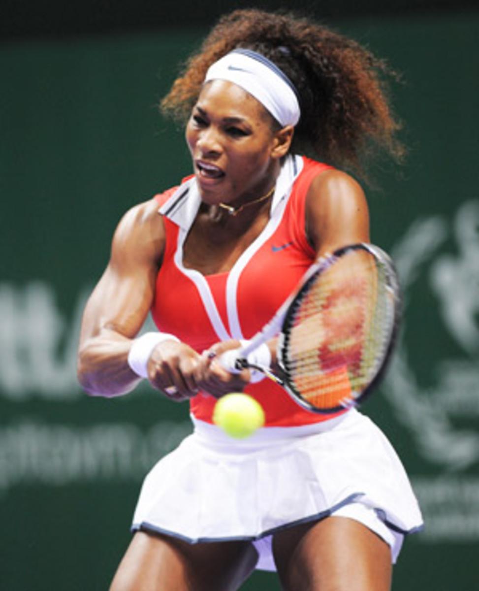 Serena Williams WTA Championships