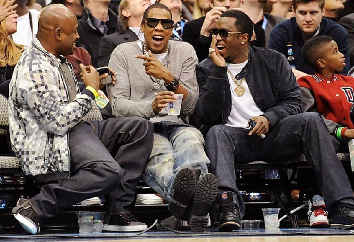 Jay-Z, P. Diddy