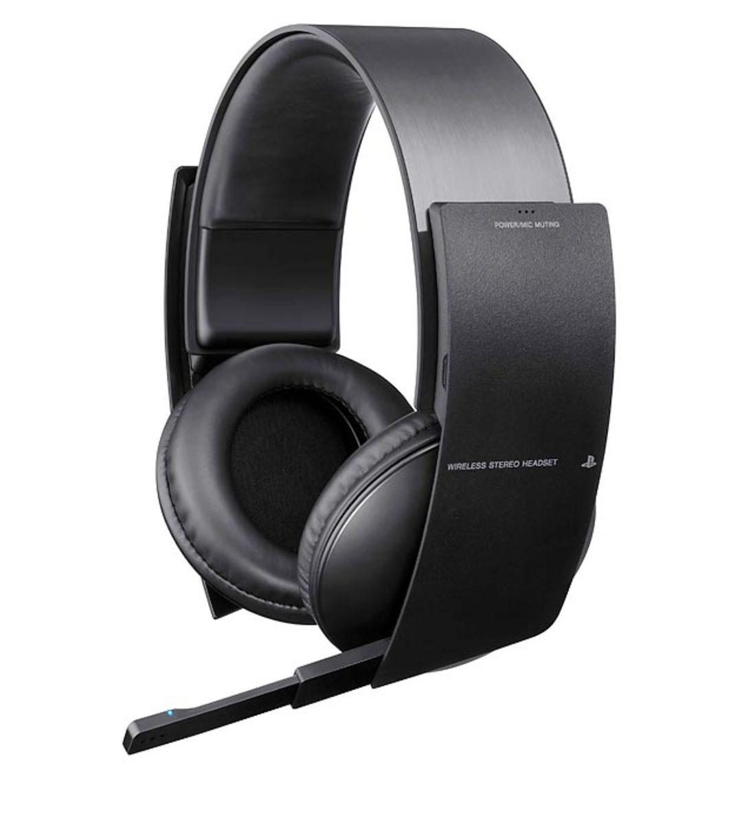 PS3 Wireless Headset