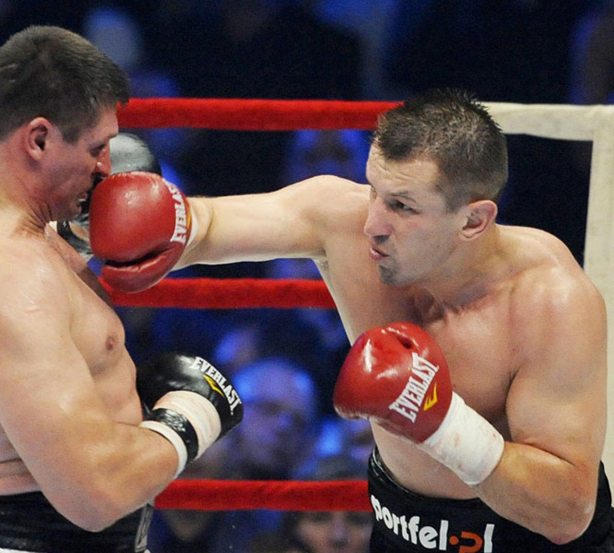 Tomasz Adamek, Cruiserweight (200 pounds)