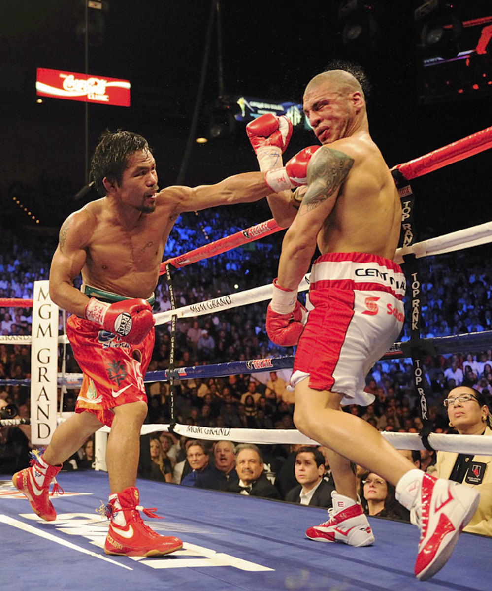Manny Pacquiao, Jr. Welterweight (140 pounds)