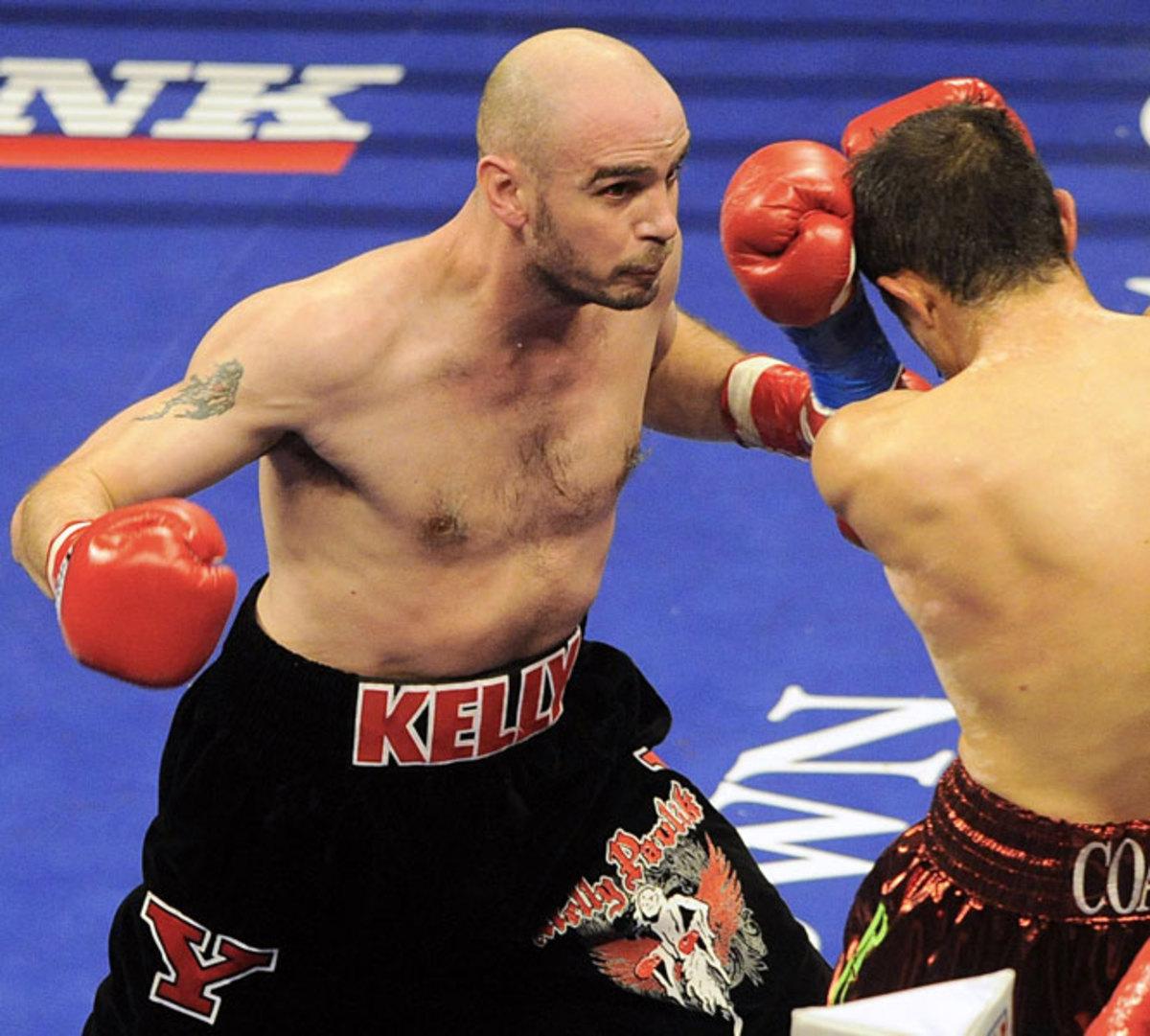 Kelly Pavlik, Middleweight (160 pounds)