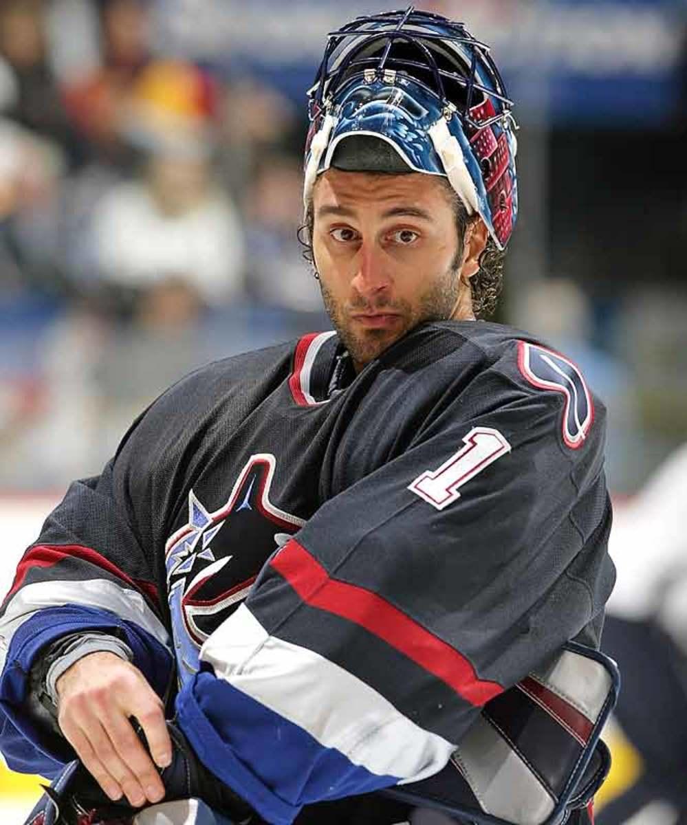 Roberto Luongo, Canucks
