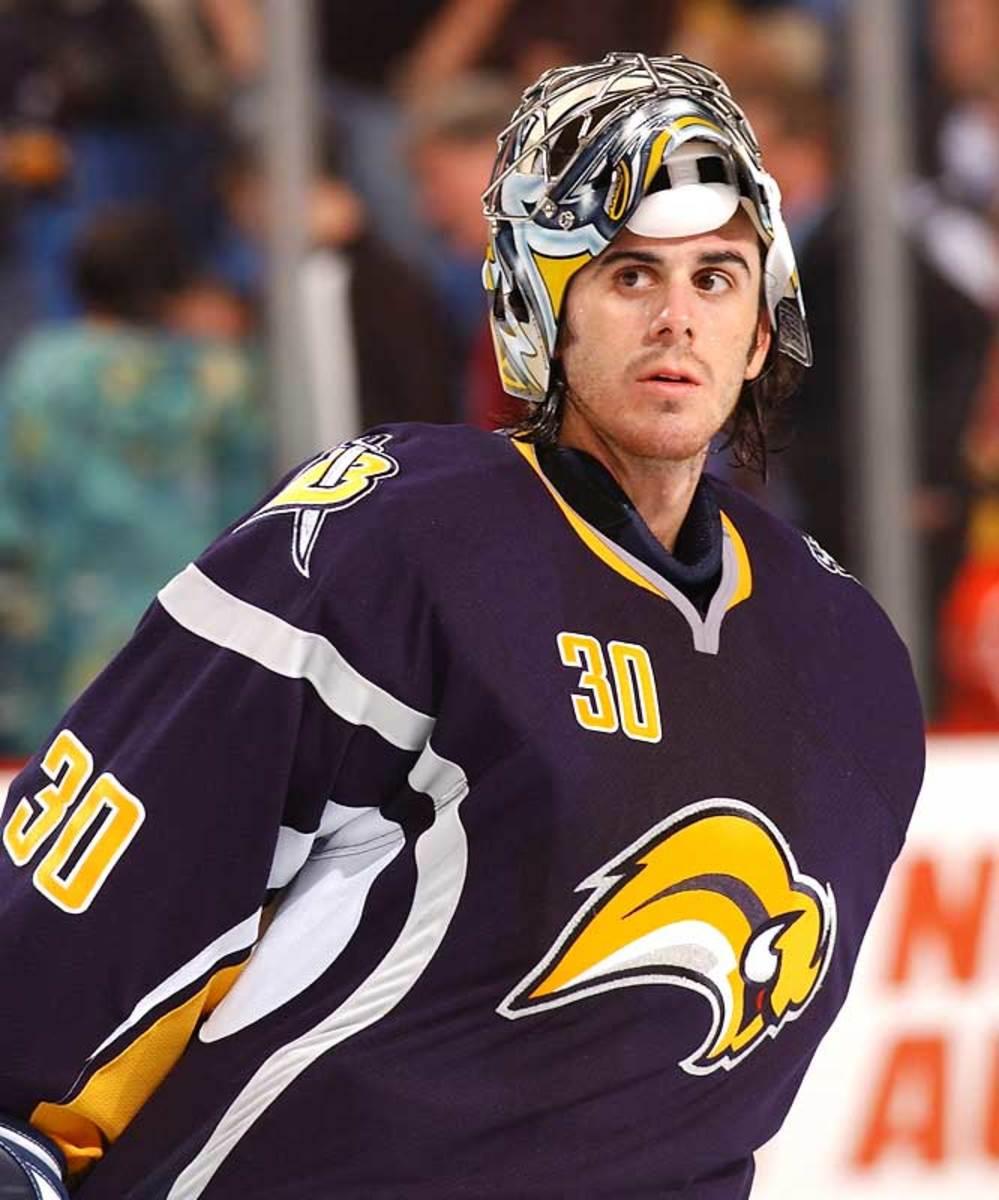 Ryan Miller, Sabres