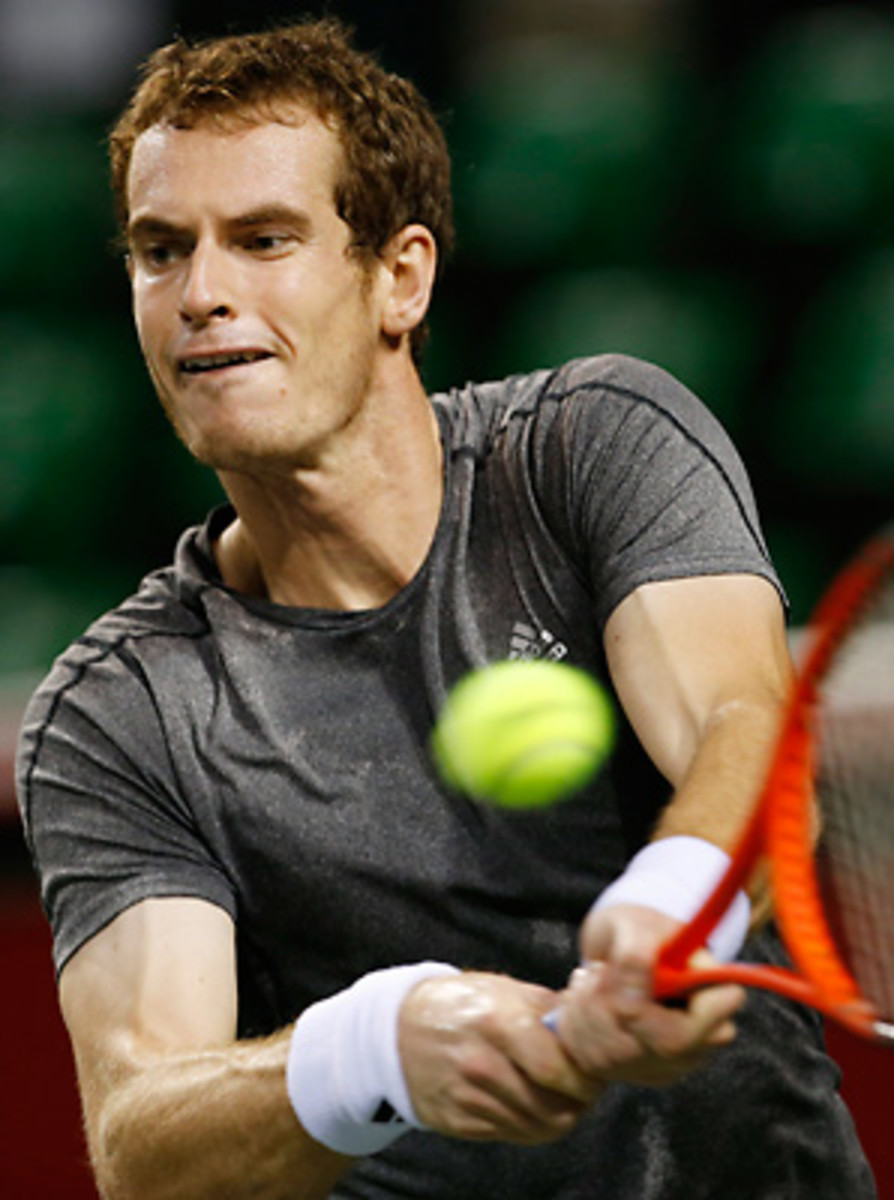 Andy Murray leads the field in hopes of defending his title at the Japan Open.