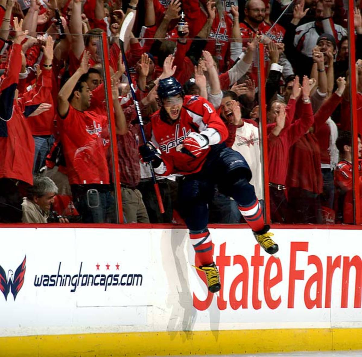 """Alexander """"The Great"""" Ovechkin"""