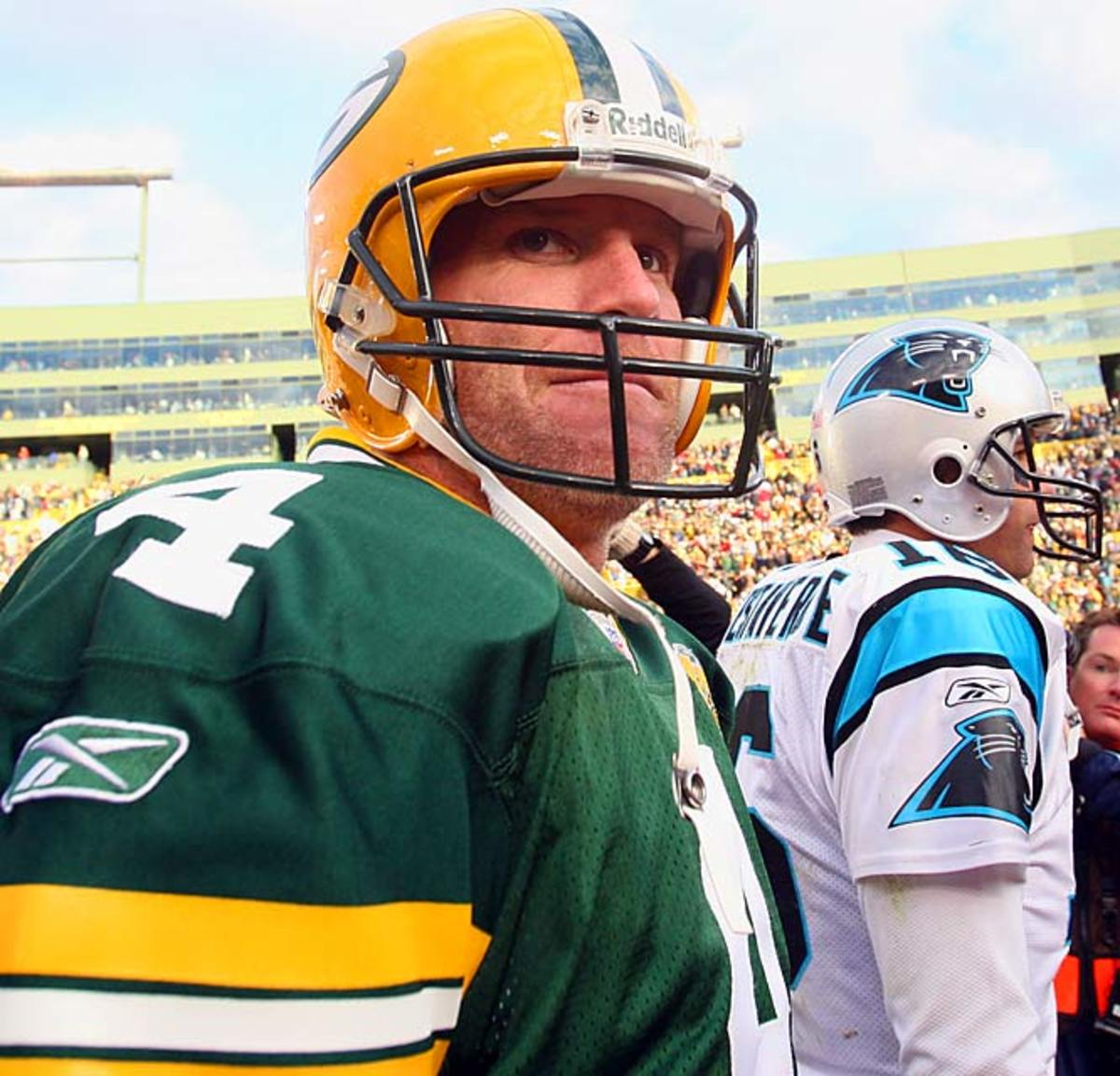 Packers 31, Panthers 17