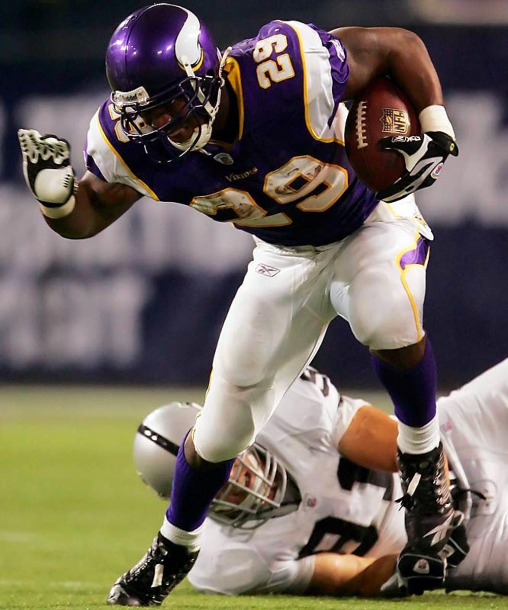 Vikings 29, Raiders 22
