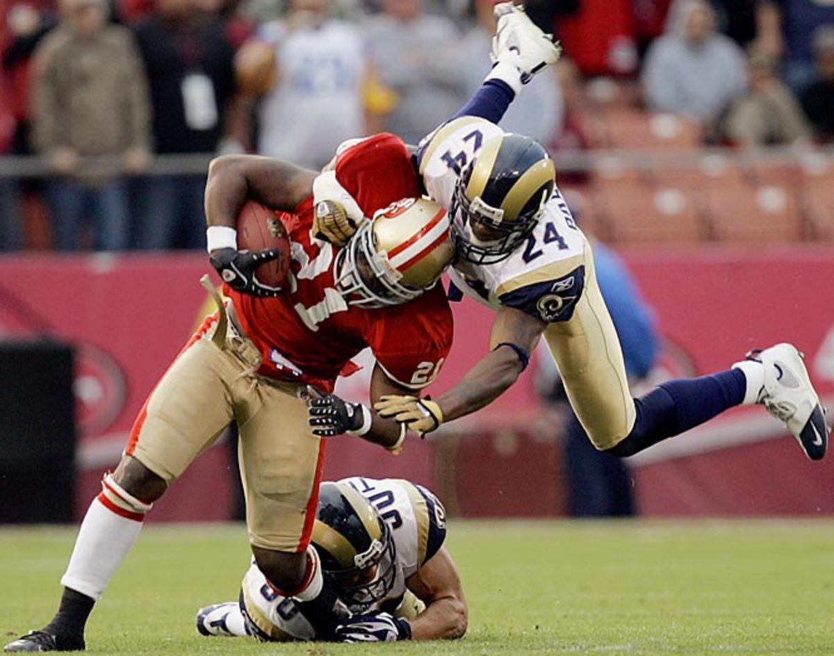 Rams 13, 49ers 9
