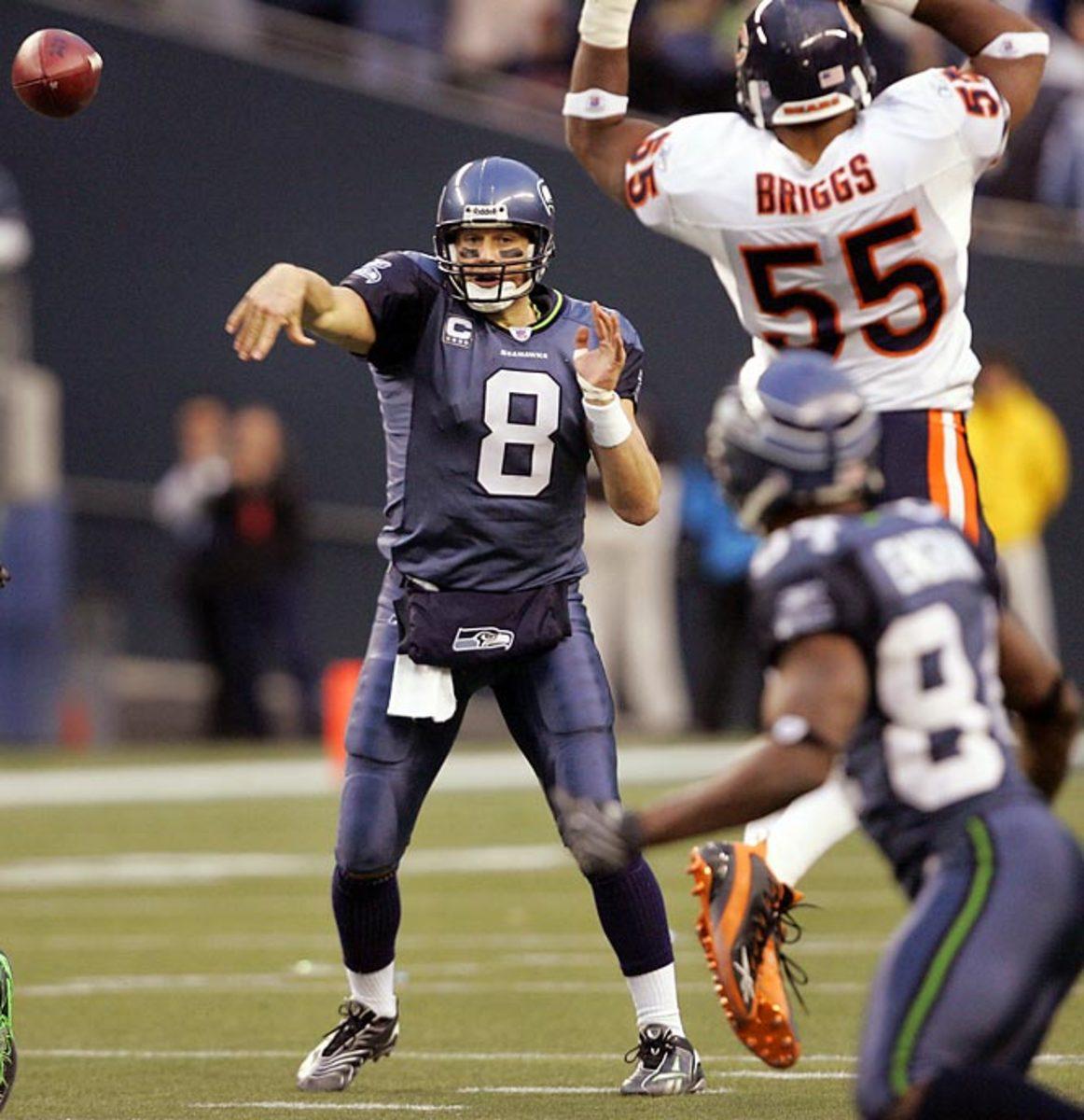 Seahawks 30, Bears 23