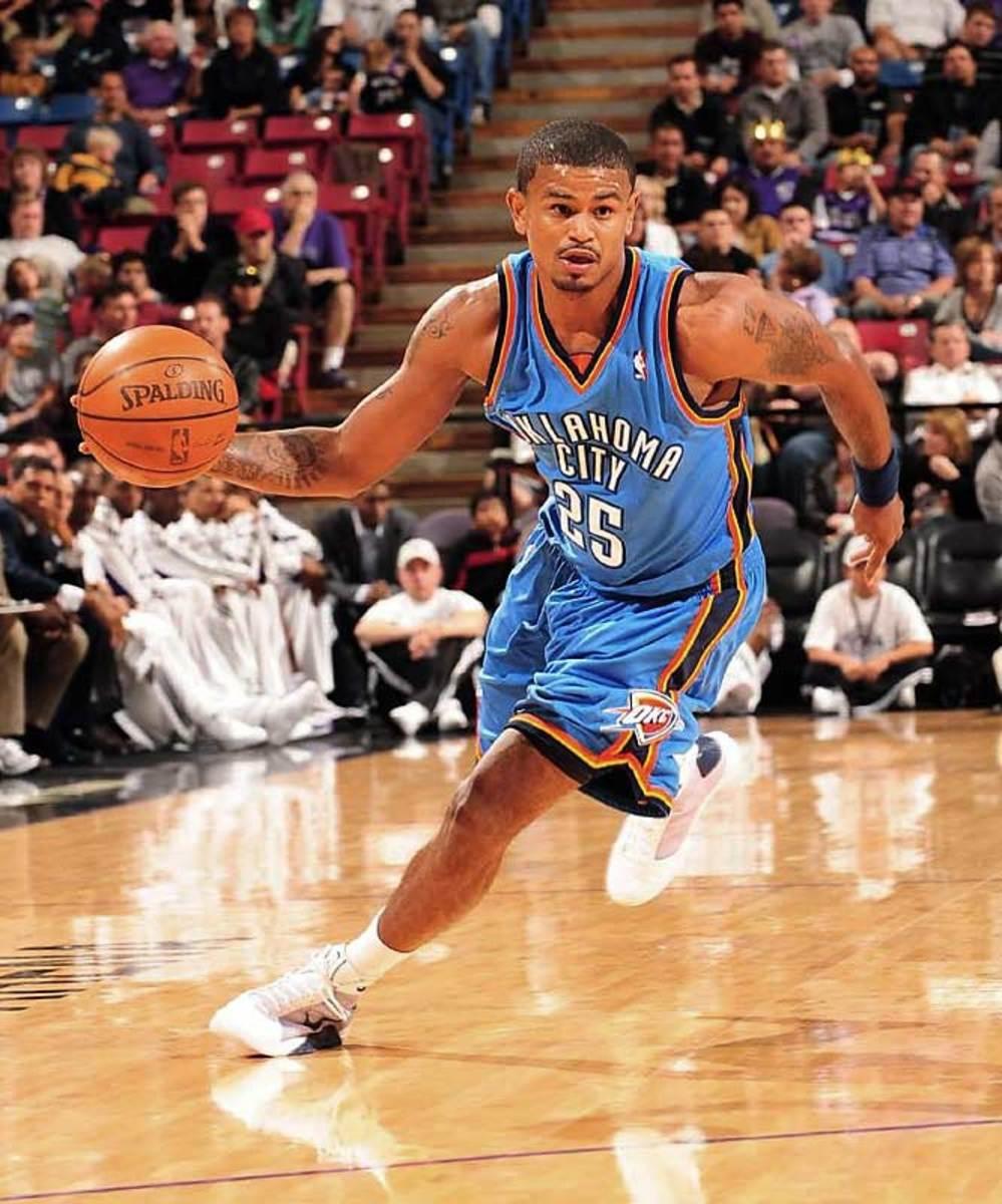Earl Watson   Oklahoma City Thunder