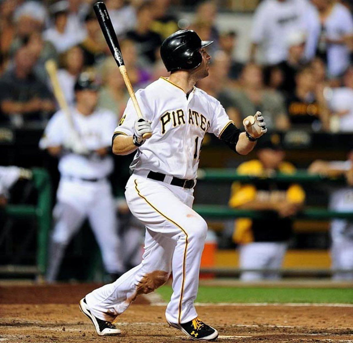 Second base: <br> Neil Walker
