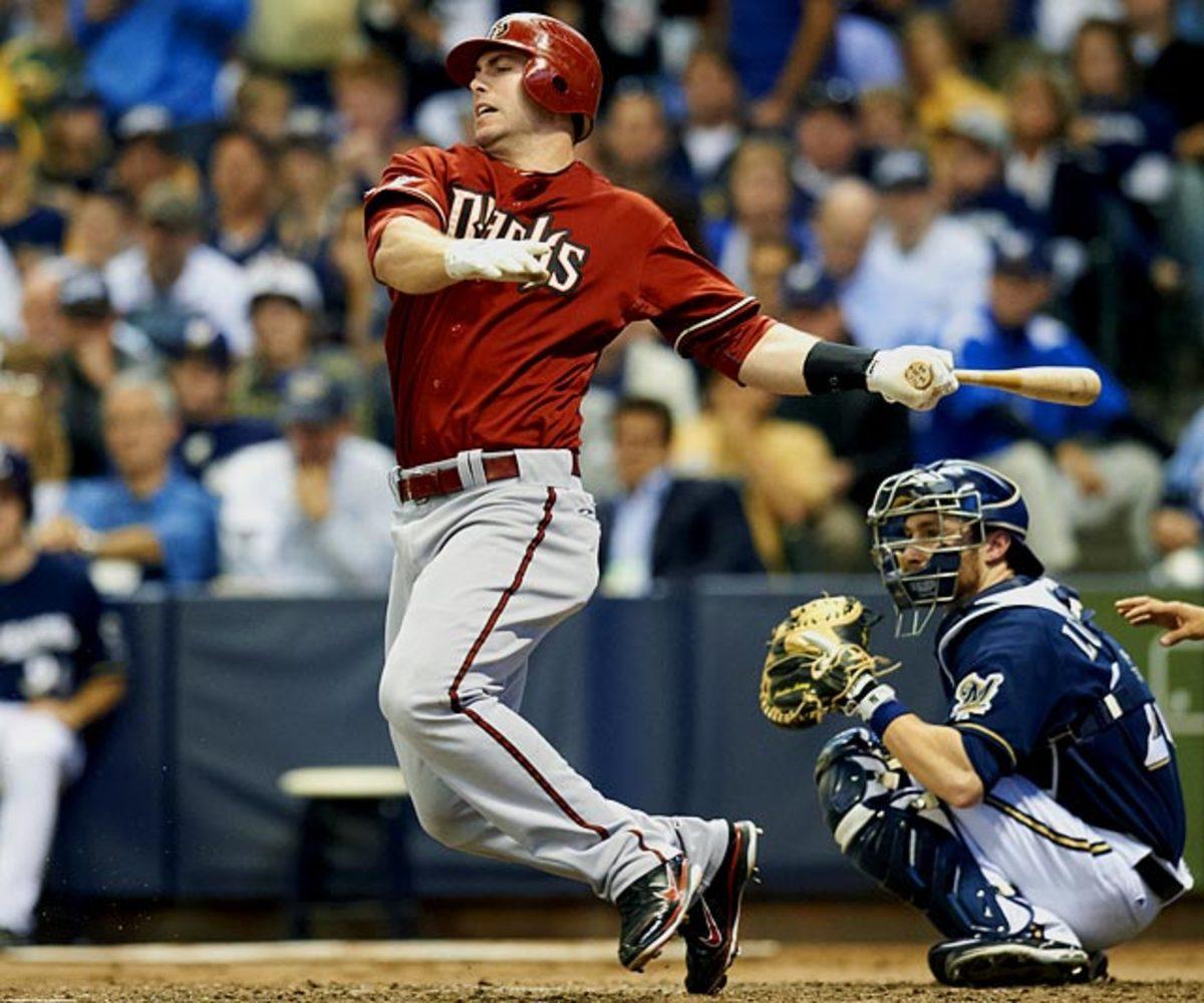 First base: <br> Paul Goldschmidt