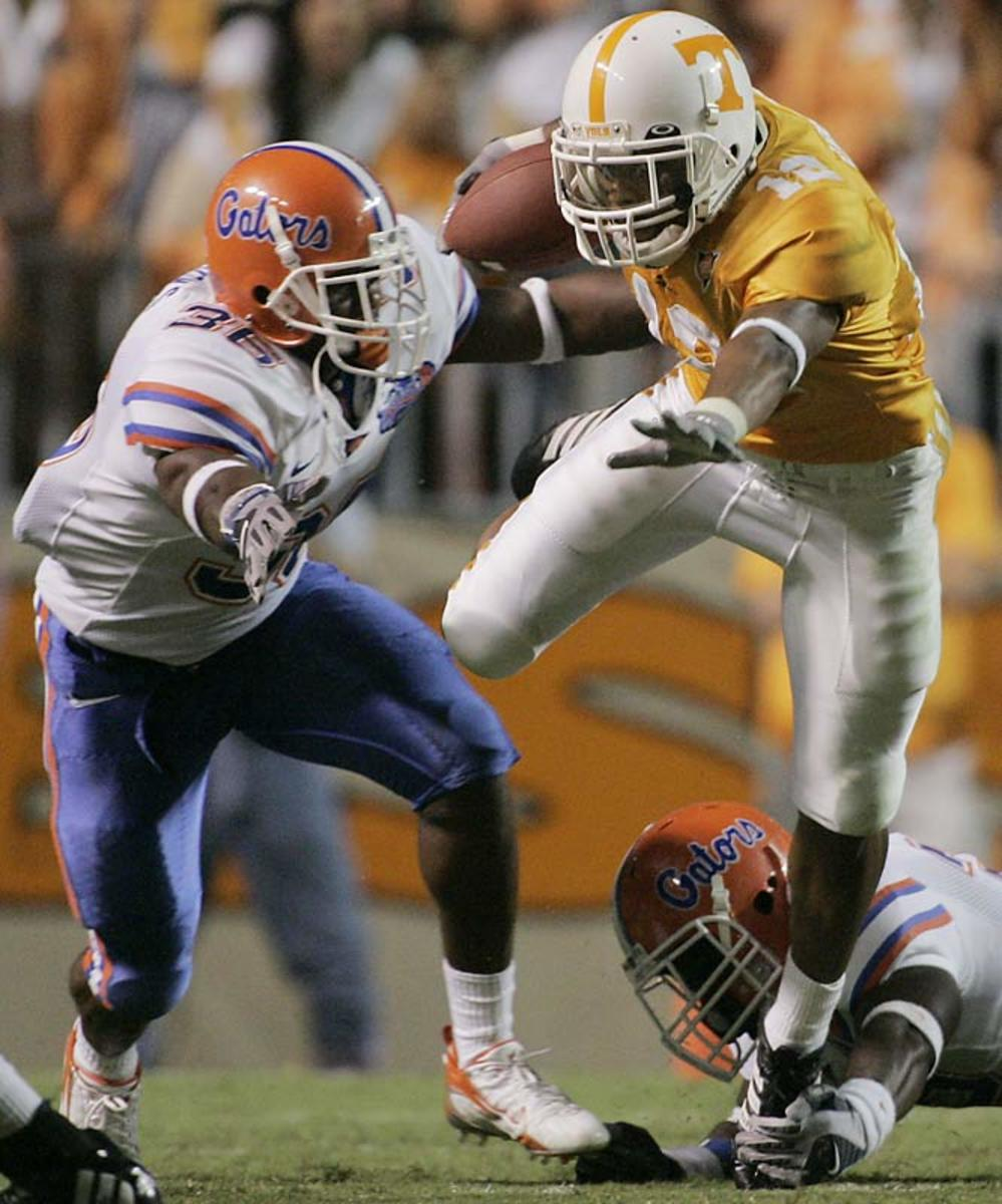 Tennessee at Florida