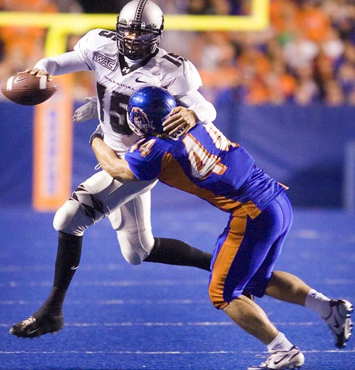 Boise State at Hawaii