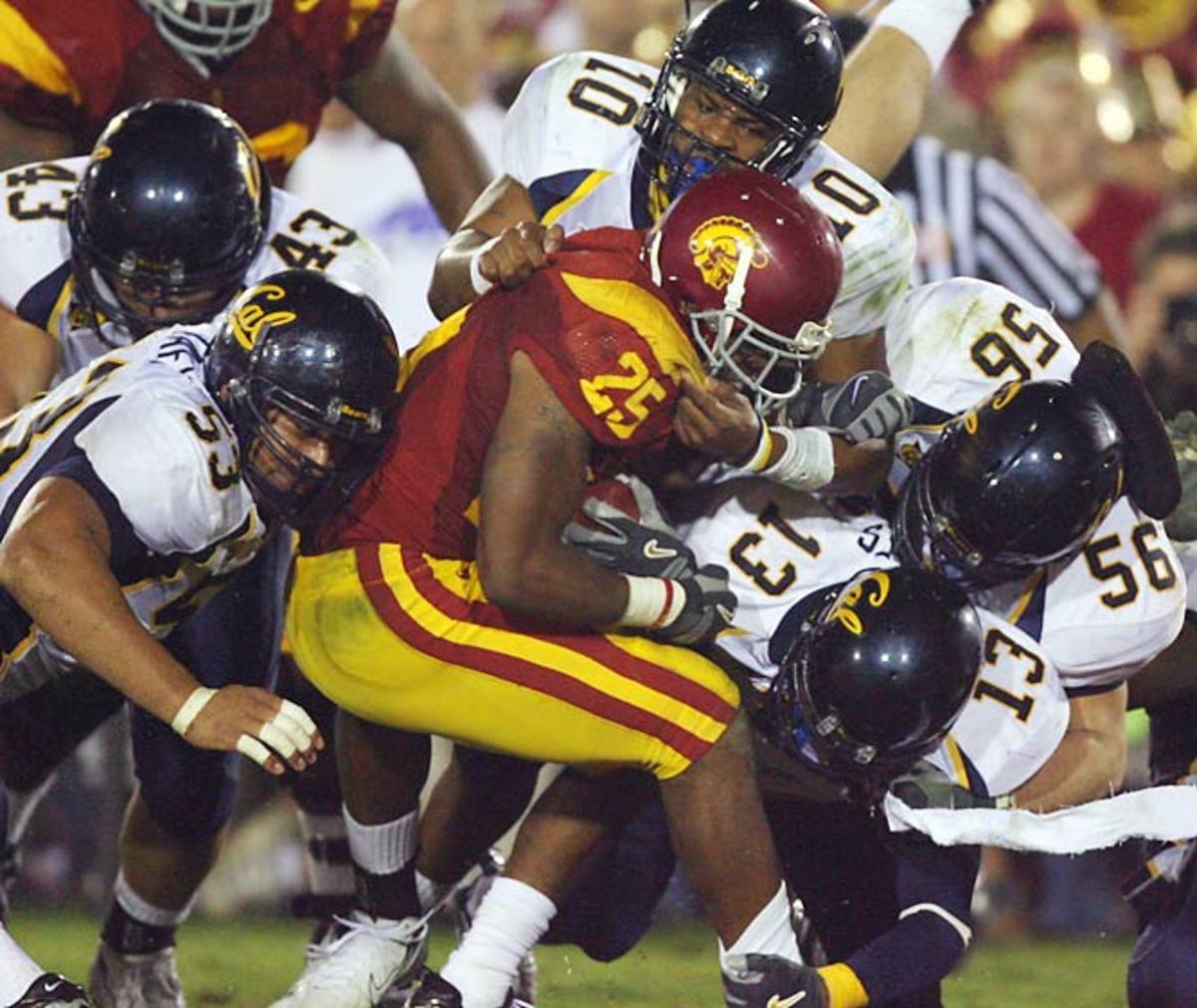 USC at Cal