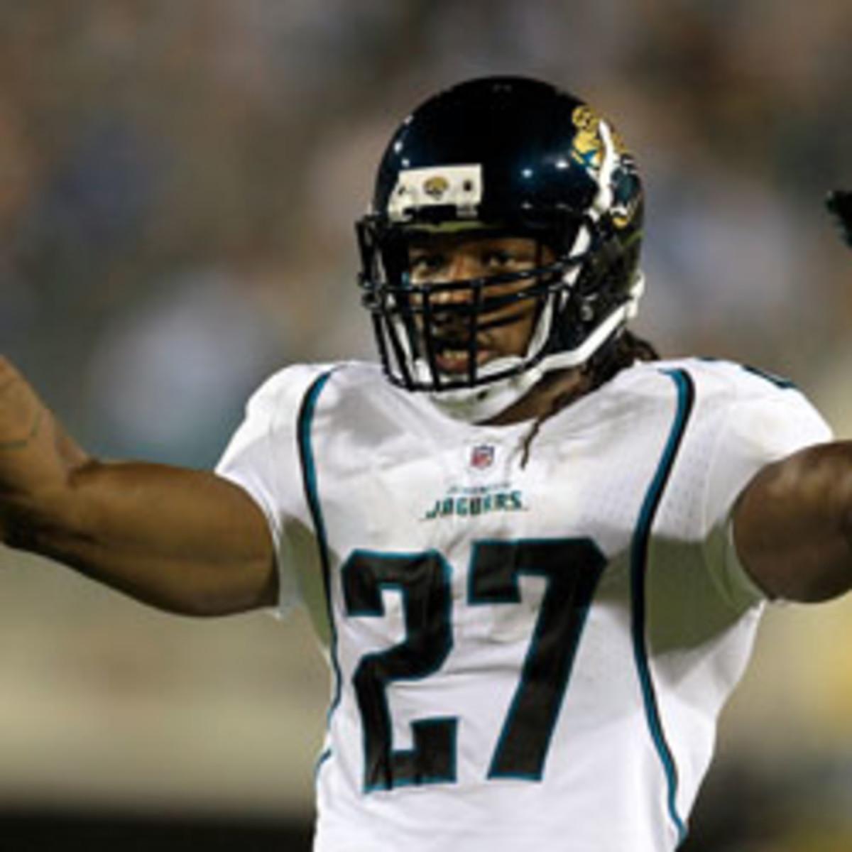 Rashean Mathis, Jacksonville Jaguars