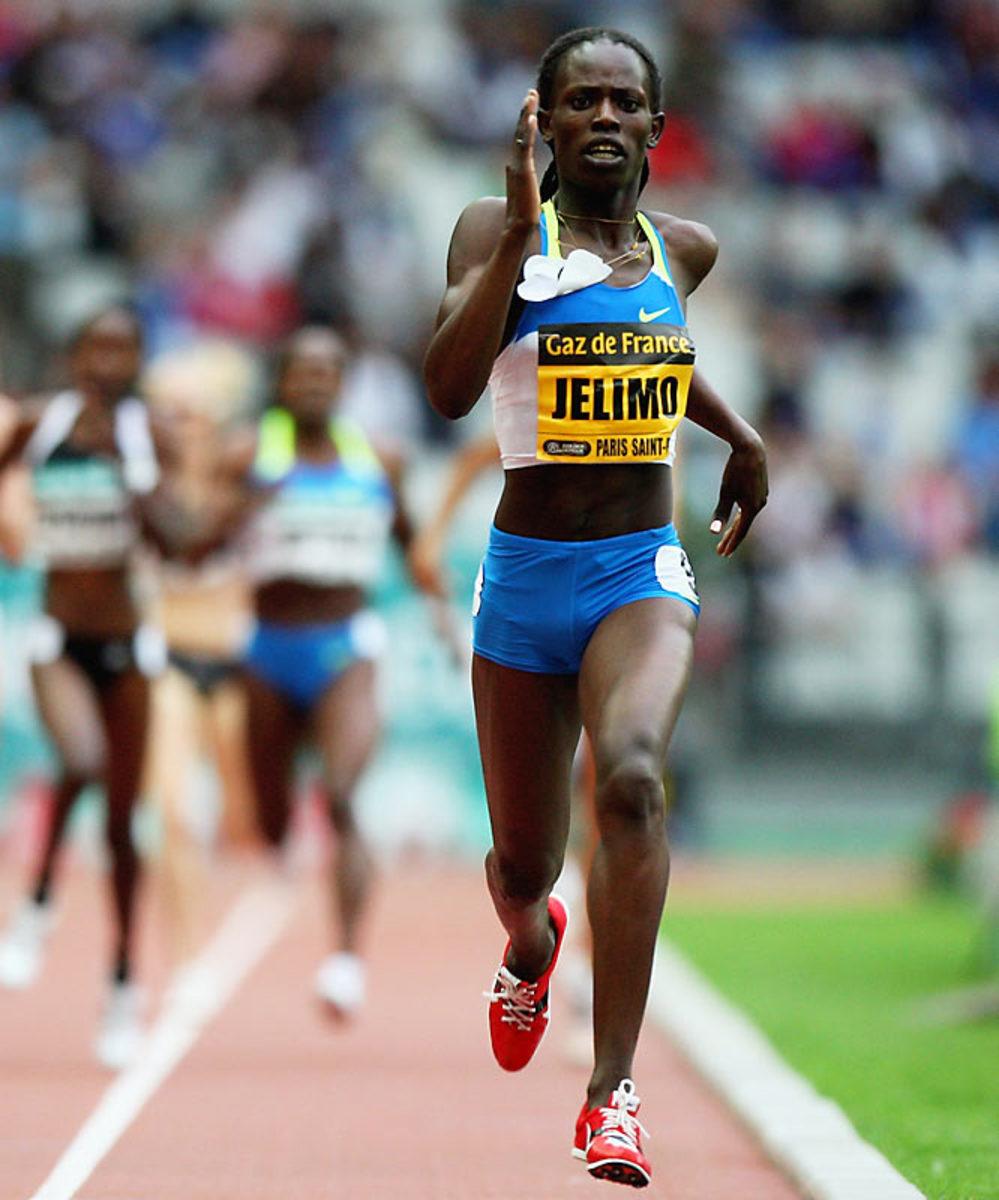 Pamela Jelimo | Kenya
