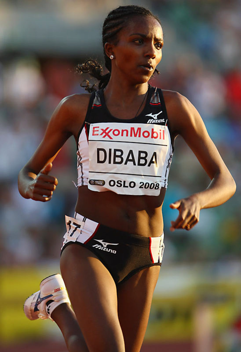 Tirunesh Dibaba | Ethiopia